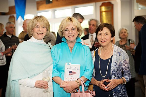 Isabel Asher, Carol Pyles, Barbara Ross