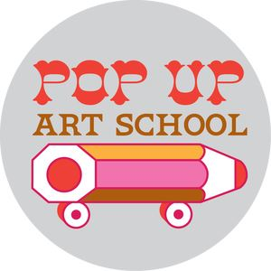 Pop Up Art Logo