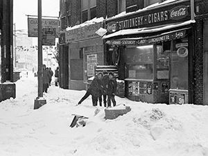 brooklyn in the blizzard of 1978