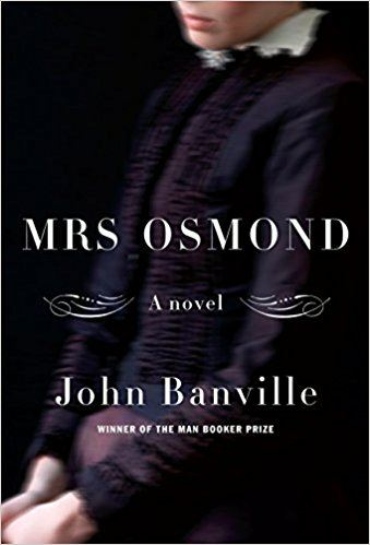 Mrs Osmond Book Cover
