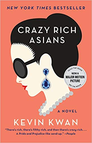 Crazy Rich Asians Book Cover