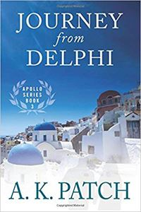Journey to Delphi book cover