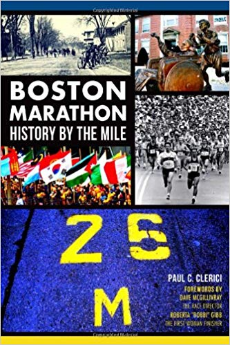 Boston Marathon book cover