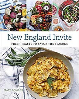 New England Invite book cover