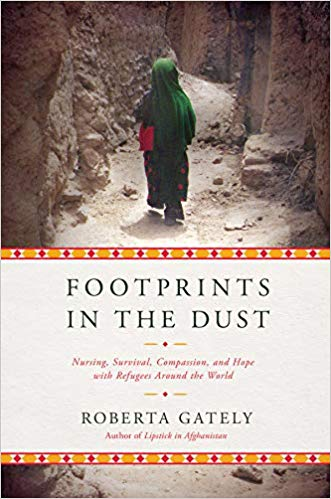 Footprints in the Dust book cover