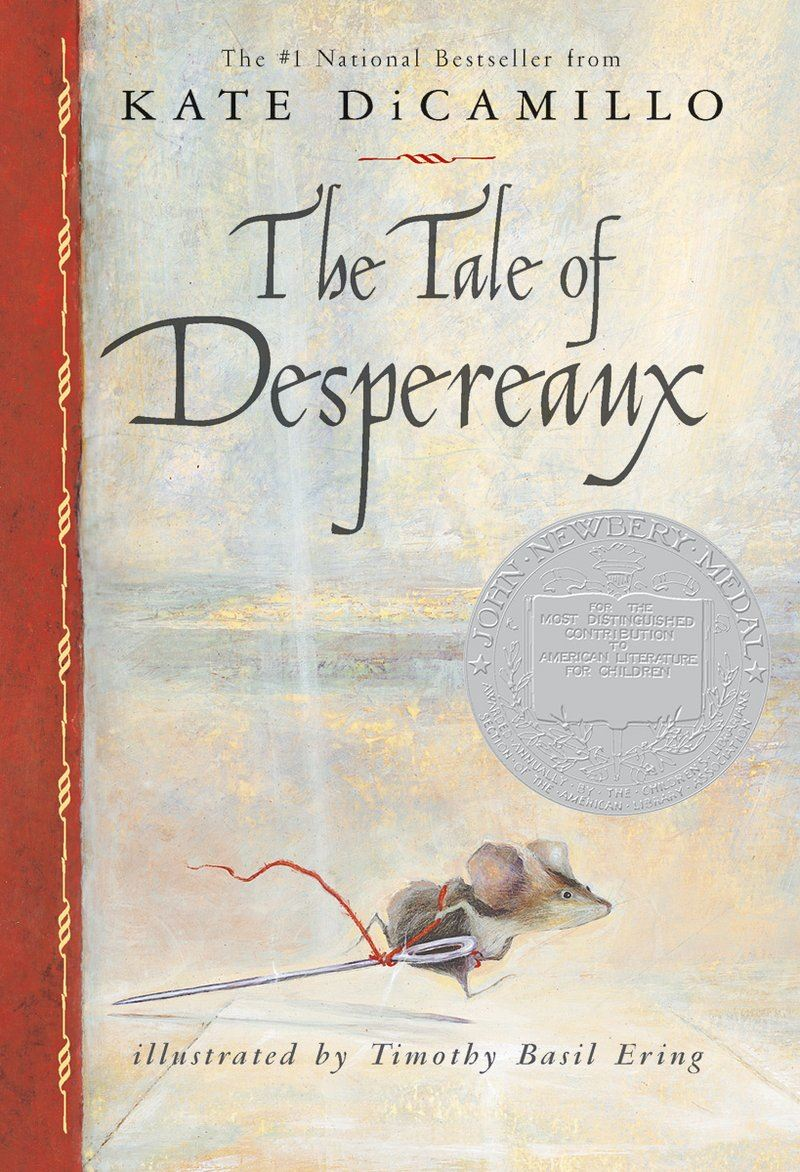 Tale of Despereaux book cover