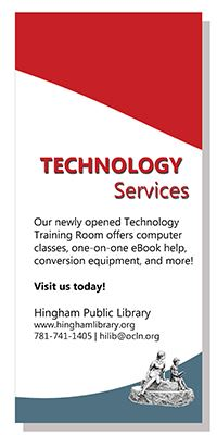 Technology Service Brochure Cover