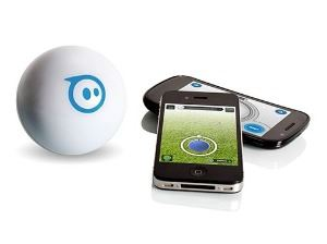 Sphero and an iPhone.