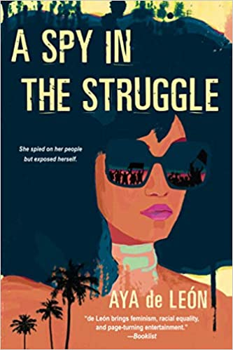 A Spy in the Struggle book cover