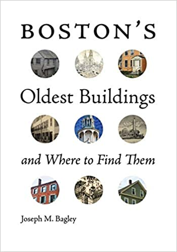 Boston's Oldest Buildings book cover